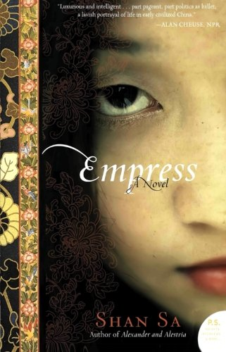 Empress: A Novel: Sa, Shan