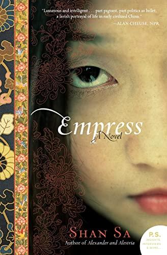9780061829604: Empress: A Novel