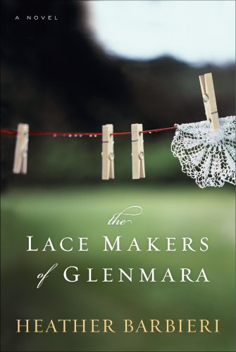 9780061832888: The Lace Makers of Glenmara Intl