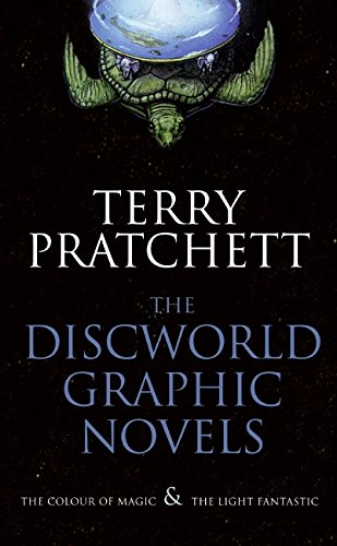 9780061833106: The Discworld Graphic Novels: The Colour of Magic & the Light Fantastic