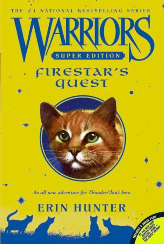 9780061833496: Warriors Super Edition: Firestar's Quest