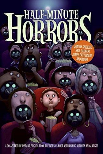 9780061833793: Half Minute Horrors