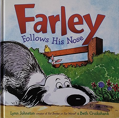 9780061834172: Farley Follows His Nose (Foreign Edition - Canada)