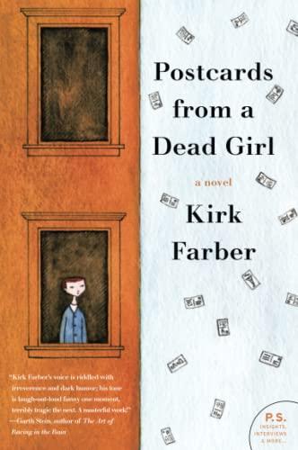 9780061834479: Postcards from a Dead Girl: A Novel
