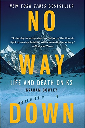 9780061834790: No Way Down: Life and Death on K2