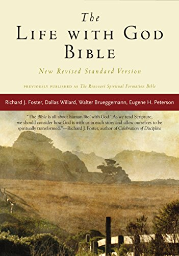 9780061834967: The Life with God Bible NRSV (Compact, Trade PB) (A Renovare Resource)