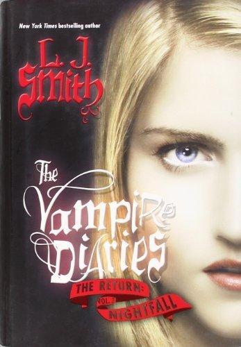 9780061835100: The Vampire Diaries: The Return: Nightfall [VAMPIRE DIARIES]