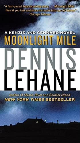 9780061836954: Moonlight Mile: A Kenzie and Gennaro Novel