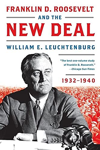 9780061836961: Franklin D. Roosevelt and the New Deal: 1932-1940
