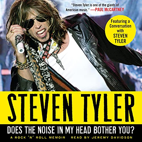 9780061841972: Does the Noise in My Head Bother You? CD: A Rock 'n' Roll Memoir