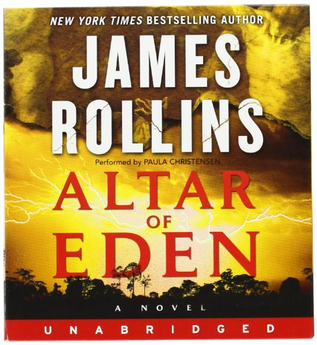 9780061841996: Altar of Eden Unabridged CD