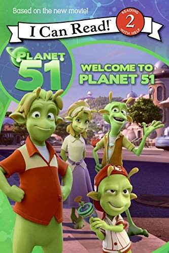 9780061844119: Planet 51: Welcome to Planet 51 (I Can Read Book 2)