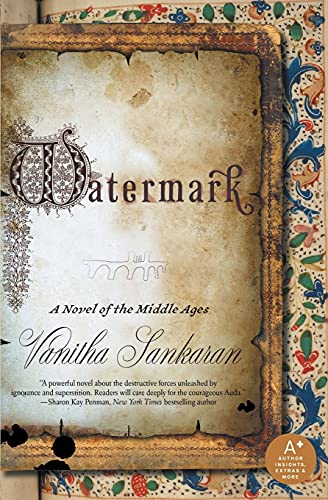 9780061849275: Watermark: A Novel of the Middle Ages
