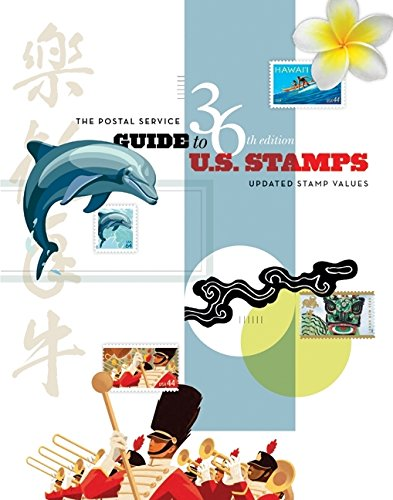 9780061851582: The Postal Service Guide to US Stamps, 36th Edition