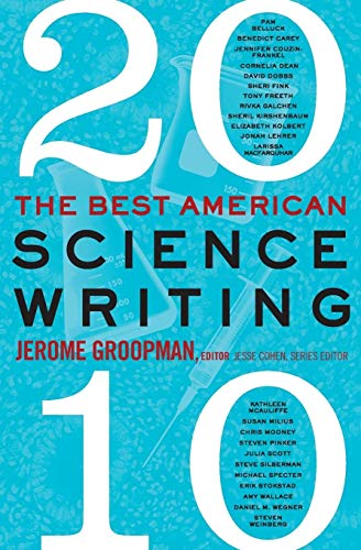 9780061852510: The Best American Science Writing 2010