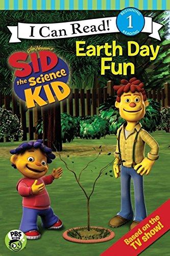 Sid the Science Kid: Earth Day Fun (I Can Read Media Tie-Ins - Level 1-2): Frantz, Jennifer