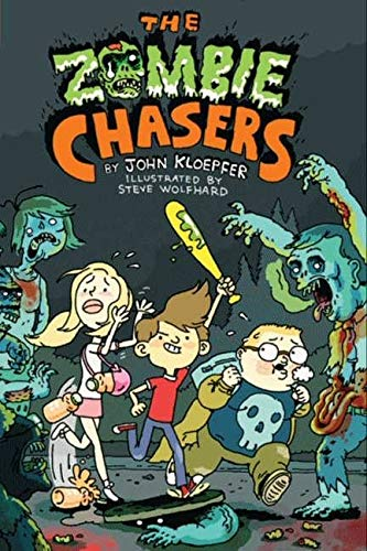 9780061853043: The Zombie Chasers