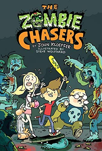 9780061853067: The Zombie Chasers