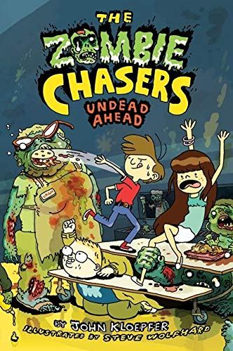 9780061853074: Undead Ahead (Zombie Chasers)