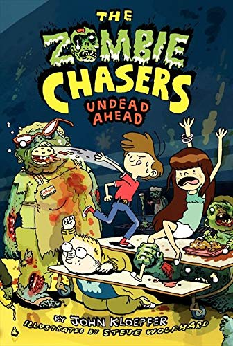 9780061853081: Undead Ahead (Zombie Chasers)