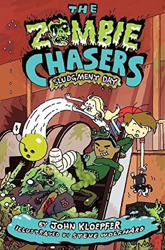 9780061853111: The Zombie Chasers #3: Sludgment Day