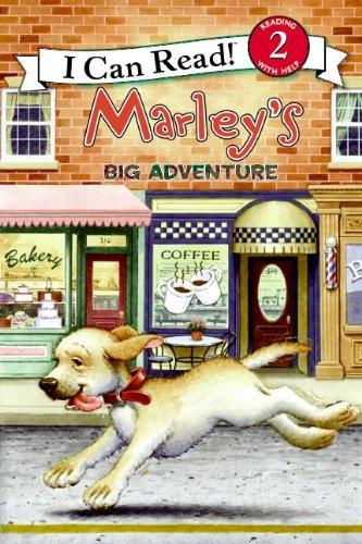 9780061853845: Marley: Marley's Big Adventure (I Can Read Book 2)