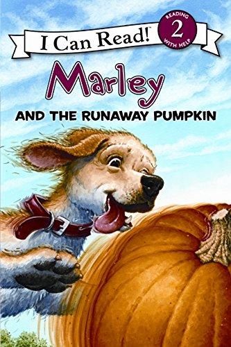 9780061853890: Marley and the Runaway Pumpkin (I Can Read Marley - Level 2)