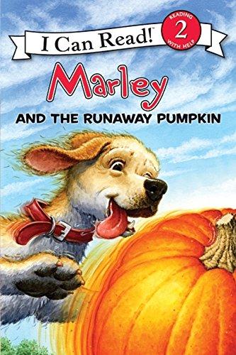 9780061853913: Marley and the Runaway Pumpkin (I Can Read Marley - Level 2 (Hardback))
