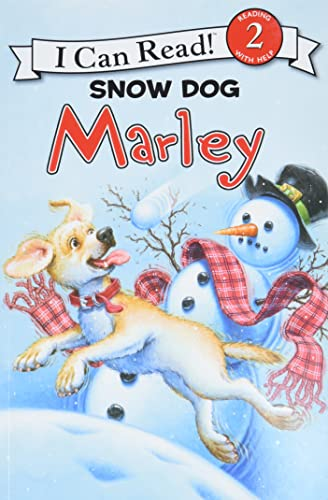 9780061853920: Marley: Snow Dog Marley (I Can Read Book 2)