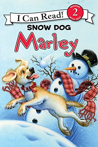 9780061853937: Marley: Snow Dog Marley (I Can Read Books: Level 2)