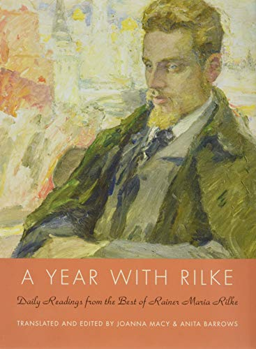 9780061854002: A Year with Rilke: Daily Readings from the Best of Rainer Maria Rilke