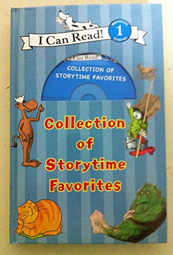 9780061854033: Collection of Storytime Favorites (I Can Read, Beginning Reading 1)