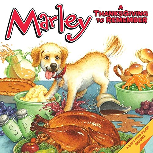9780061855917: Marley: A Thanksgiving to Remember