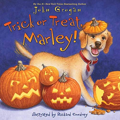 9780061857553: Trick or Treat, Marley!