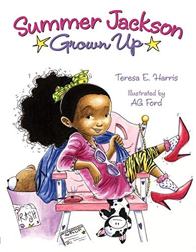 Summer Jackson: Grown Up: Harris, Teresa E.