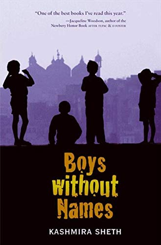 9780061857607: Boys without Names