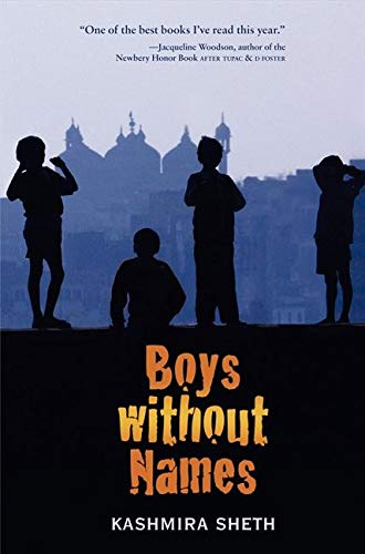 9780061857621: Boys without Names