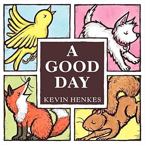 9780061857782: A Good Day Board Book