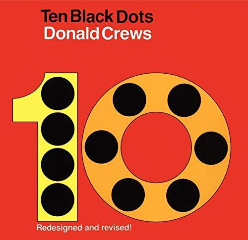 9780061857799: Ten Black Dots Board Book