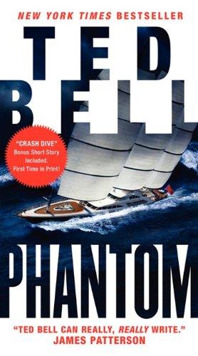 9780061859328: Phantom: A New Alex Hawke Novel (Alex Hawke Novels)