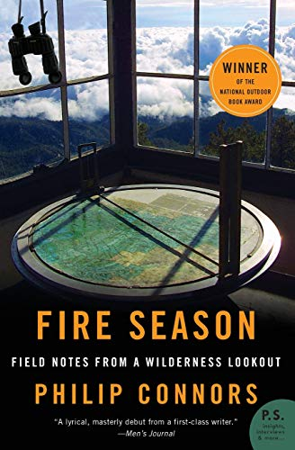 9780061859373: Fire Season: Field Notes from a Wilderness Lookout