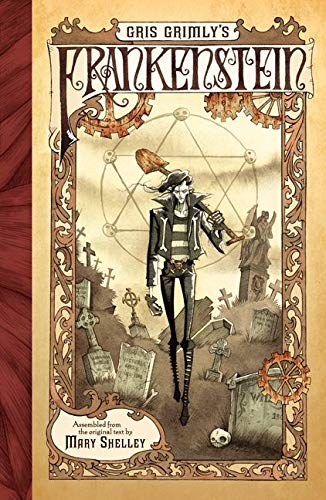 9780061862984: Gris Grimly's Frankenstein or The Modern Prometheus: 3