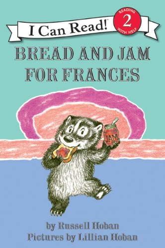 9780061863981: Frances: Bread and Jam for Frances/Best Friends for Frances/A Bargain for Frances (I Can Read! - Level 2)
