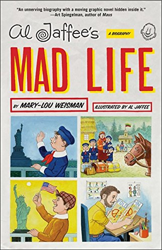 9780061864490: Al Jaffee's Mad Life: A Biography