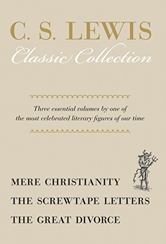 9780061864896: Mere Christianity/Screwtape Letters/Great Divorce - Box Set