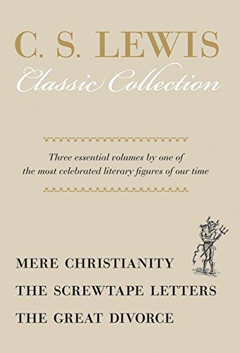 Mere Christianity/Screwtape Letters/Great Divorce - Box Set: Lewis, C. S.