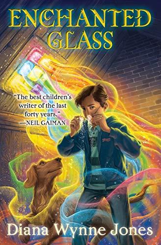 9780061866852: Enchanted Glass