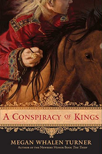 9780061870934: A Conspiracy of Kings (Thief of Eddis)