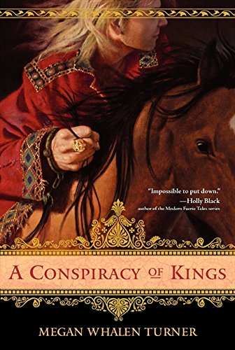 9780061870958: A Conspiracy of Kings (Queen's Thief)