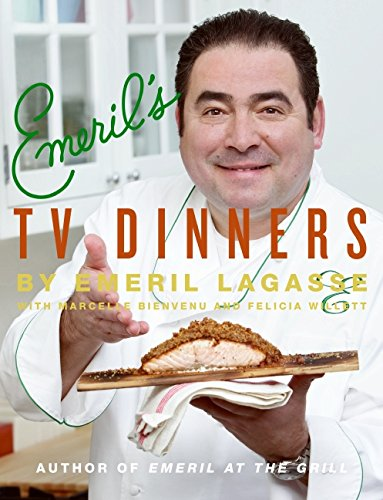 9780061871696: Emeril's TV Dinners: Kickin' It Up a Notch with Recipes from Emeril Live and Essence of Emeril